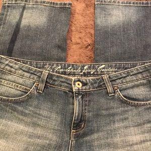 Juicy Penelope crop jeans
